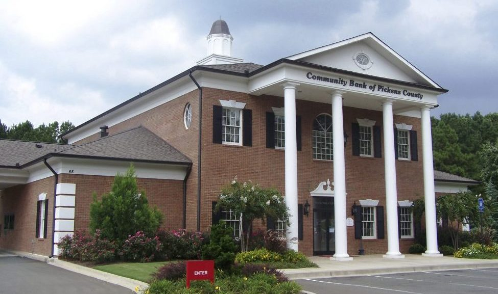 Office and ATM Locations | Community Bank of Pickens County